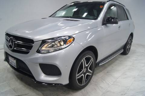 2017 Mercedes-Benz GLE for sale at Sacramento Luxury Motors in Carmichael CA