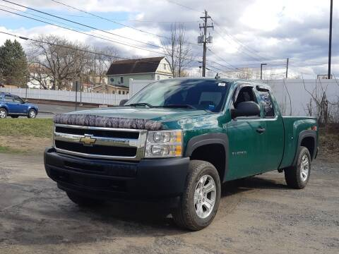 2011 Chevrolet Silverado 1500 for sale at MMM786 Inc. in Wilkes Barre PA