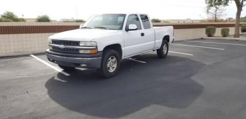 1999 Chevrolet Silverado 1500 for sale at Sooner Automotive Sales & Service LLC in Peoria AZ