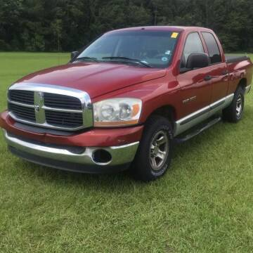 2006 Dodge Ram Pickup 1500 for sale at CARZ4YOU.com in Robertsdale AL