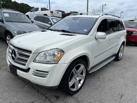 2010 Mercedes-Benz GL-Class for sale at Philip Motors Inc in Snellville GA