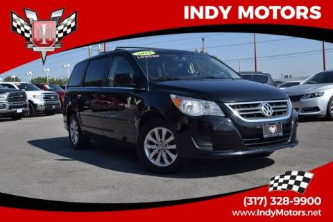 2012 Volkswagen Routan for sale at Indy Motors Inc in Indianapolis IN