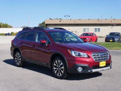 2016 Subaru Outback for sale at Park Place Motor Cars in Rochester MN