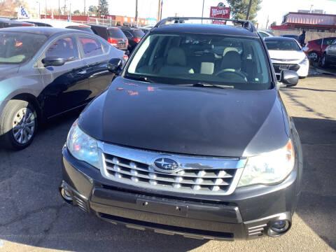 2011 Subaru Forester for sale at GPS Motors in Denver CO