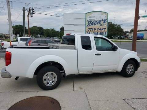 2012 Nissan Frontier for sale at Steve's Auto Sales in Sarasota FL