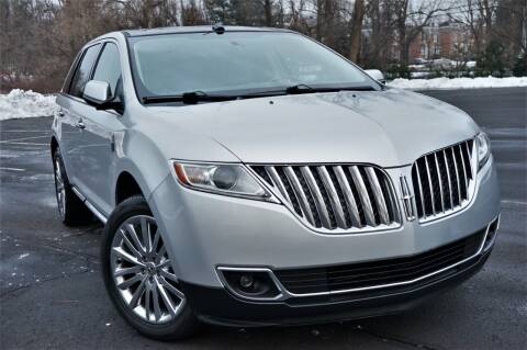 2011 Lincoln MKX for sale at Speedy Automotive in Philadelphia PA
