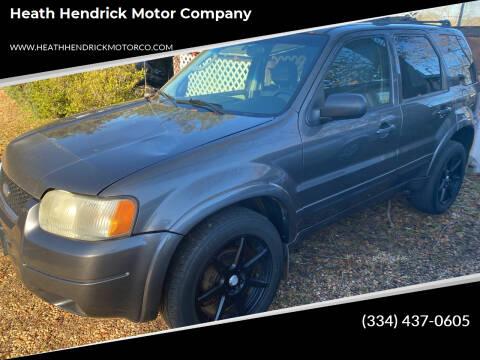 2003 Ford Escape for sale at Heath Hendrick Motor Company in Greenville AL