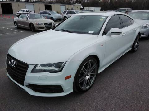 2014 Audi A7 for sale at Smart Chevrolet in Madison NC