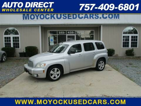 2009 Chevrolet HHR for sale at Auto Direct Wholesale Center in Moyock NC