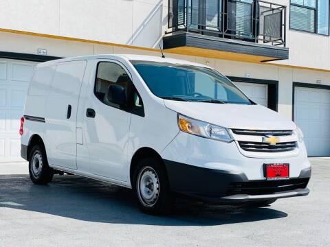 2017 Chevrolet City Express Cargo for sale at Avanesyan Motors in Orem UT