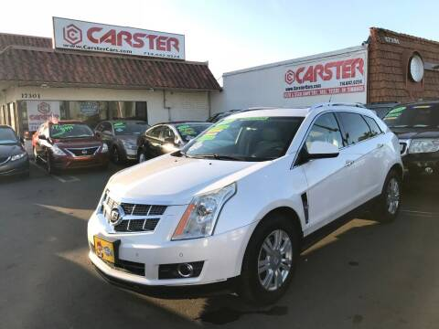 2011 Cadillac SRX for sale at CARSTER in Huntington Beach CA