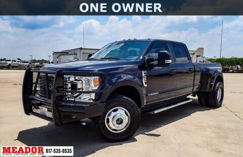 2020 Ford F-350 Super Duty for sale at Meador Dodge Chrysler Jeep RAM in Fort Worth TX