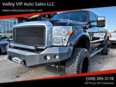 2014 Ford F-350 Super Duty for sale at Valley VIP Auto Sales LLC in Spokane Valley WA