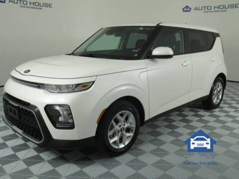 2020 Kia Soul for sale at Curry's Cars Powered by Autohouse - Auto House Tempe in Tempe AZ