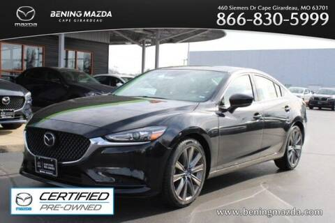 2020 Mazda MAZDA6 for sale at Bening Mazda in Cape Girardeau MO
