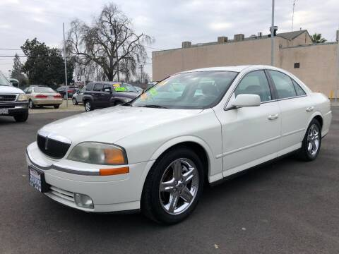 2002 Lincoln LS for sale at C J Auto Sales in Riverbank CA