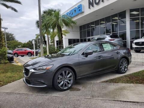 2021 Mazda MAZDA6 for sale at Mazda of North Miami in Miami FL