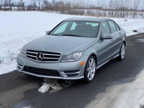 2014 Mercedes-Benz C-Class for sale at Geneva Motorcars LLC in Delavan WI