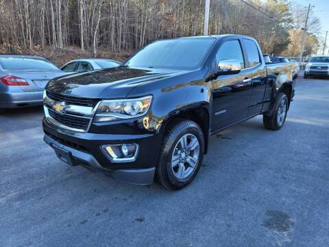 2015 Chevrolet Colorado for sale at GA Auto IMPORTS  LLC in Buford GA