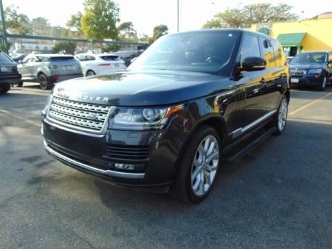 2015 Land Rover Range Rover for sale at Santa Monica Suvs in Santa Monica CA