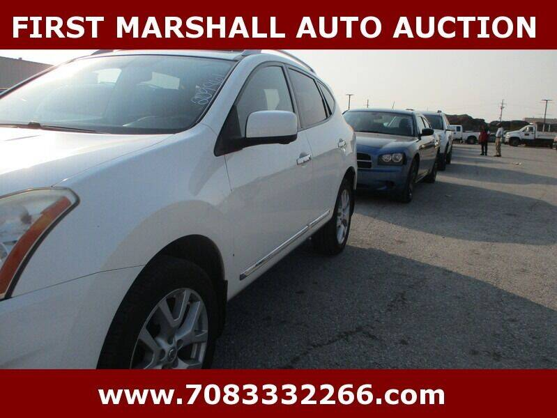 2013 Nissan Rogue AWD S 4dr Crossover - Harvey IL