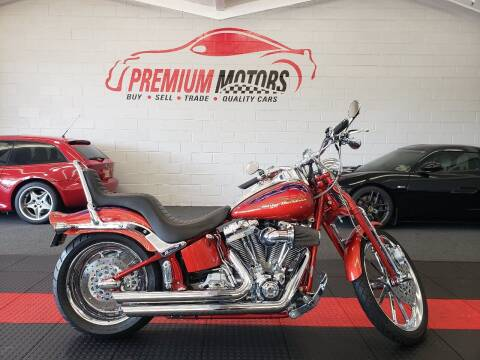 2007 Harley-Davidson SCREAMING EAGLE SOFTAIL for sale at Premium Motors in Villa Park IL