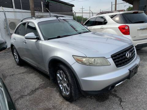2007 Infiniti FX35 for sale at E-Z Pay Used Cars in McAlester OK