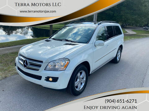 2008 Mercedes-Benz GL-Class for sale at Terra Motors LLC in Jacksonville FL