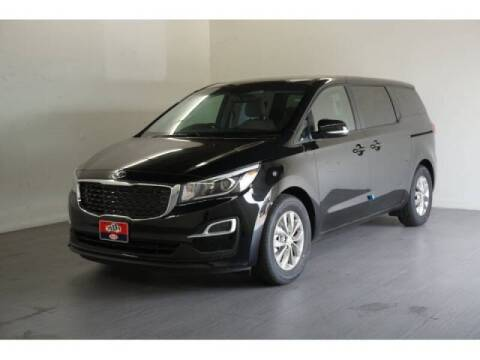 2020 Kia Sedona for sale at FREDYS CARS FOR LESS in Houston TX