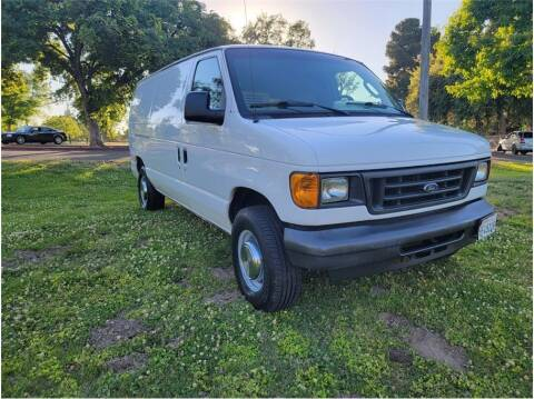 2006 Ford E-Series Cargo for sale at D & I Auto Sales in Modesto CA