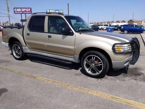 2001 Ford Explorer Sport for sale at Car Spot in Las Vegas NV