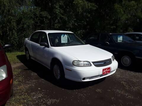 2000 Chevrolet Malibu for sale at BARNES AUTO SALES in Mandan ND