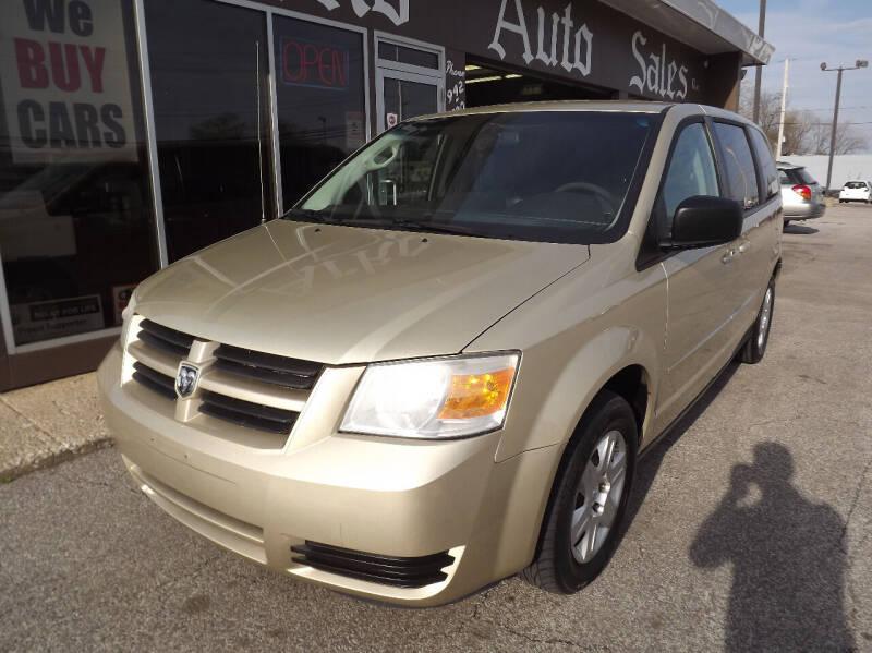 2010 Dodge Grand Caravan for sale at Arko Auto Sales in Eastlake OH