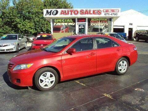 2011 Toyota Camry for sale at Mo Auto Sales in Fairfield OH
