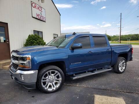 2018 Chevrolet Silverado 1500 for sale at Grace Motors in Evansville IN