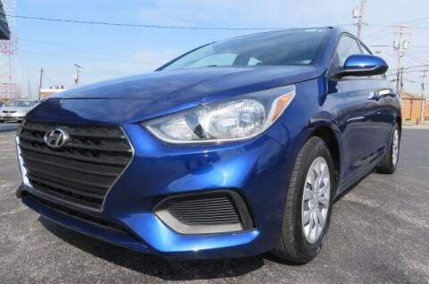 2020 Hyundai Accent for sale at Eddie Auto Brokers in Willowick OH