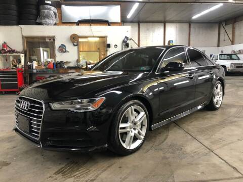 2017 Audi A6 for sale at T James Motorsports in Gibsonia PA