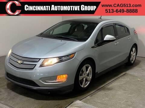2011 Chevrolet Volt for sale at Cincinnati Automotive Group in Lebanon OH