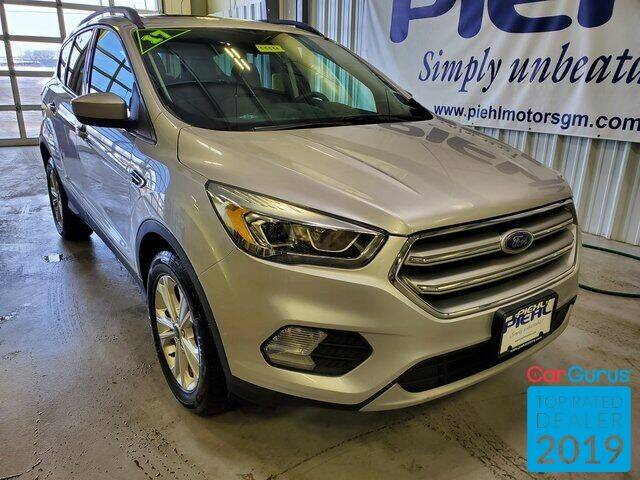 2017 Ford Escape for sale at Piehl Motors - PIEHL Chevrolet Buick Cadillac in Princeton IL