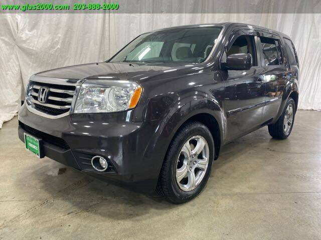2013 Honda Pilot for sale at Green Light Auto Sales LLC in Bethany CT