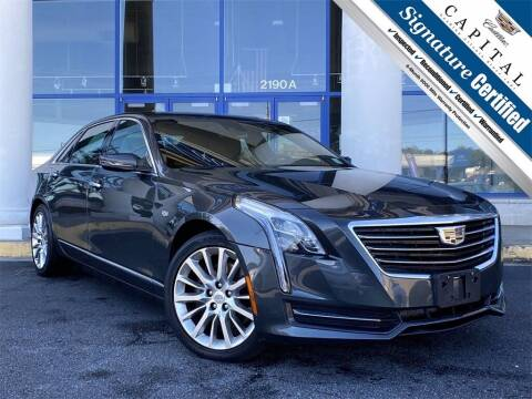 2017 Cadillac CT6 for sale at Capital Cadillac of Atlanta in Smyrna GA