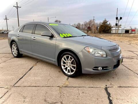 2009 Chevrolet Malibu for sale at Island Auto Express in Grand Island NE