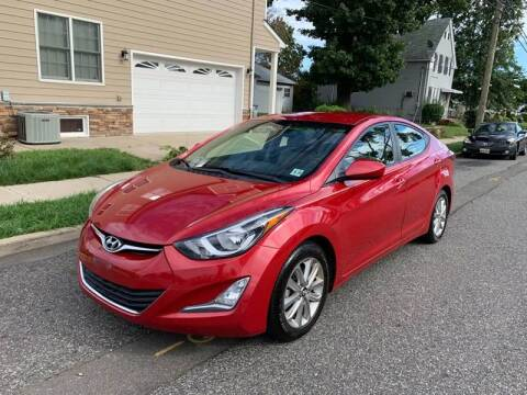 2014 Hyundai Elantra for sale at Jordan Auto Group in Paterson NJ