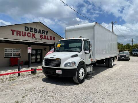 2018 Freightliner M2 106 for sale at DEBARY TRUCK SALES in Sanford FL