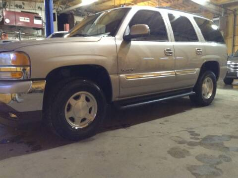 2005 GMC Yukon for sale at Darryl's Trenton Auto Sales in Trenton TN