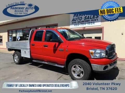 2008 Dodge Ram Pickup 3500 for sale at PARKWAY AUTO SALES OF BRISTOL in Bristol TN