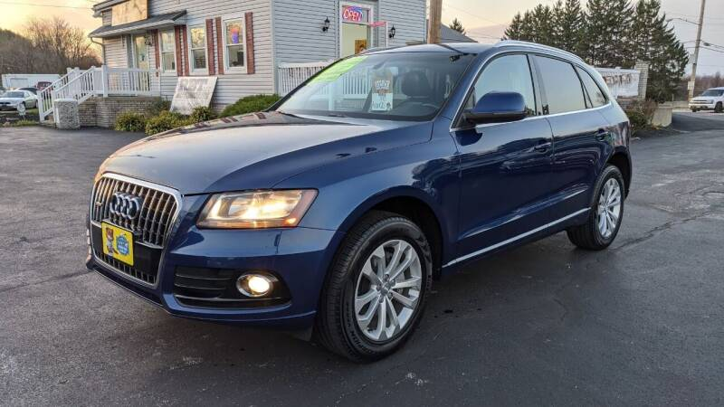 2013 Audi Q5 for sale at RBT Automotive LLC in Perry OH