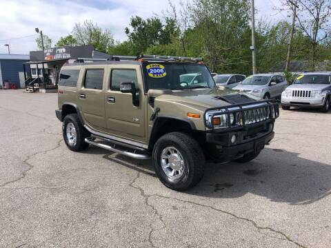 2006 HUMMER H2 for sale at LexTown Motors in Lexington KY