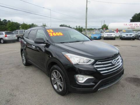 2013 Hyundai Santa Fe for sale at Auto Bella Inc. in Clayton NC