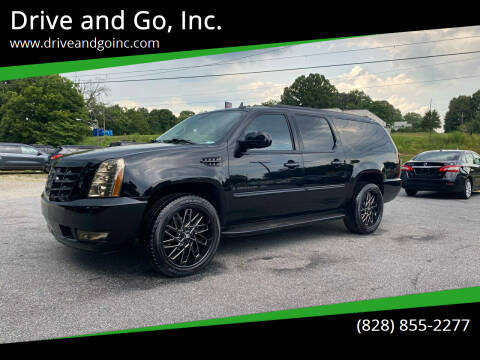 2007 Cadillac Escalade ESV for sale at Drive and Go, Inc. in Hickory NC